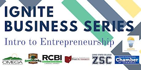 Intro to Entrepreneurship tickets