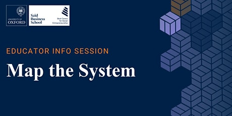 Map the System 2021 - Educator Information Session tickets
