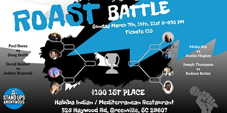 SC Roast Battle tickets