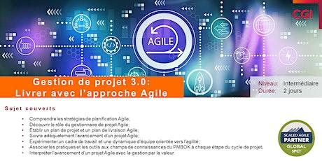 Gestion de projet 3.0: Livrer avec l'approche Agile billets