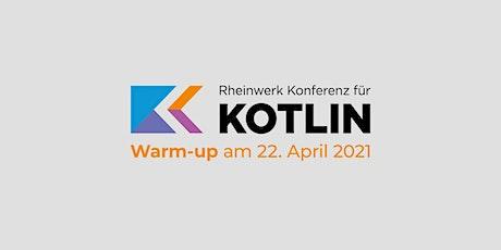 Rheinwerk Konferenz für Kotlin – Warm-up tickets
