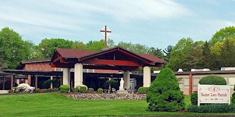 St. Leo Parish Mass Ticketing - February 27/28 tickets