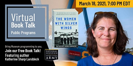 Virtual Book Talk With Katherine Landdeck tickets