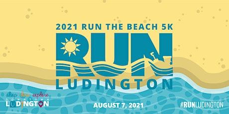 2021 #RunLudington Run The Beach 5k tickets