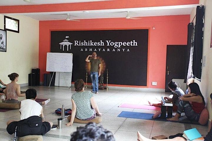 3 Days Yoga Retreat in India - Rishikesh Yogpeeth (Abhayaranya Yoga Ashram) 2