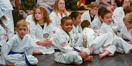 FREE Little Ninja Class (4-5yrs) tickets
