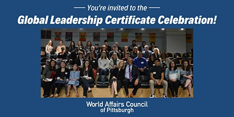 Global Leadership Certificate Celebration tickets