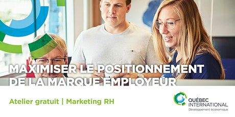 Maximiser le Marketing RH et le positionnement de votre marque employeur billets