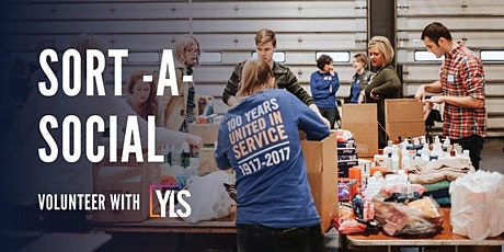 Young Leaders Society: Sort-A-Social tickets