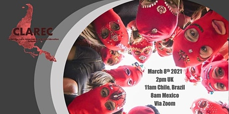 #8M: Latin American Women in a Conversation on Feminism and Education tickets