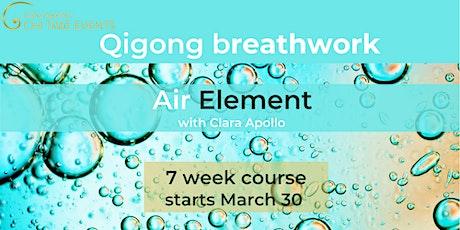 Qigong Breathwork billets