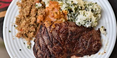 afrikanisches BBQ auf der Straussenfarm Tickets