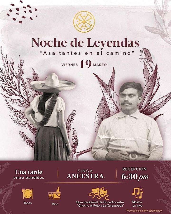 Imagen de Noche de Leyendas en  FINCA ANCESTRA.