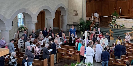 Easter Day Holy Eucharist at Trinity Church, Worcester ingressos