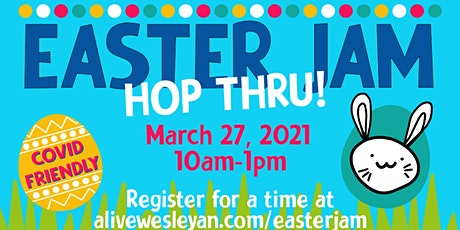 EASTER JAM at ALIVE!!! tickets