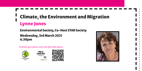 Climate, the Environment and Migration tickets
