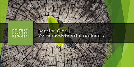 [Master Class] Votre modèle est il résilient ? entradas