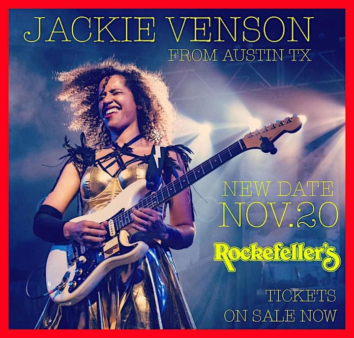 Jackie Venson image