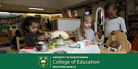 Webinar - Post-Degree Certificate in Early Childhood Education tickets