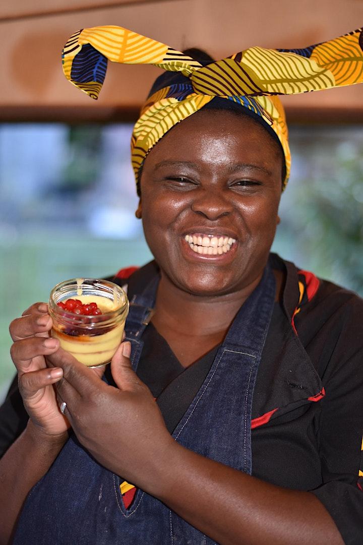 afrikanisches BBQ auf der Straussenfarm: Bild