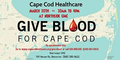 Blood Drive tickets