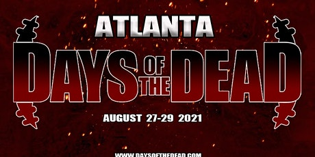 DAYS OF THE DEAD : ATLANTA VENDOR REGISTRATION tickets