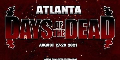 DAYS OF THE DEAD : ATLANTA VENDOR REGISTRATION tickets