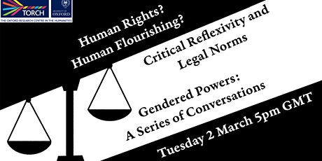 Gendered Powers: Human Rights? Human Flourishing? tickets