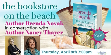 NY Times Bestselling Author Brenda Novak: The Bookstore on the Beach tickets