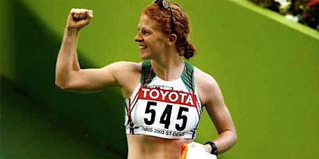 Olympian & World Medallist Gillian O'Sullivan - Online Fitness Class tickets