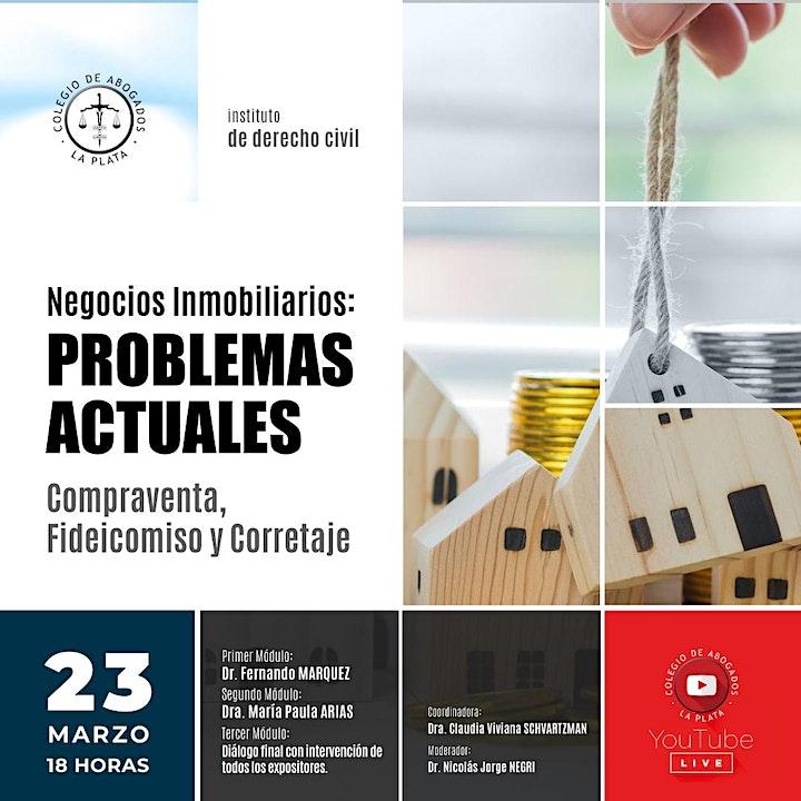 Imagen de Negocios inmobiliarios: Problemas actuales