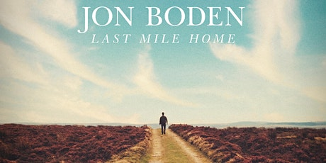 Jon Boden | Live at Temperance tickets