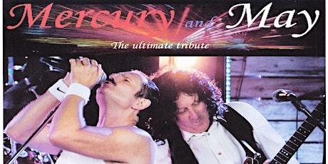 Mercury & May tickets