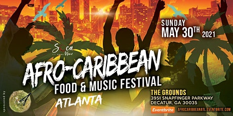 AFRO-CARIBBEAN WINE FEST ATLANTA tickets