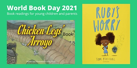 World Book Day - book readings for young children and parents tickets