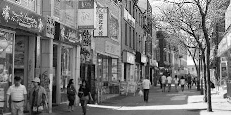 AVECTOI  Rencontre virtuelle avec la communauté chinoise de Montréal (90') billets