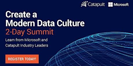 Modern Data Culture Summit tickets