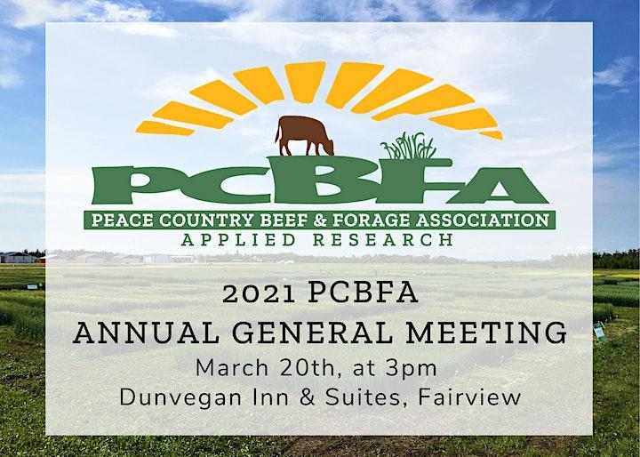 PCBFA 2021 Annual General Meeting image