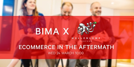BIMA Hangout   Ecommerce in the aftermath tickets
