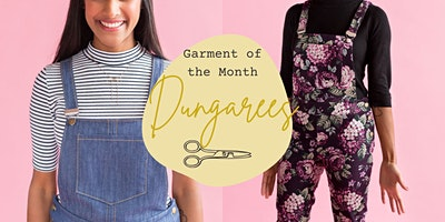 Make Your Own Dungarees – Garment of the Month