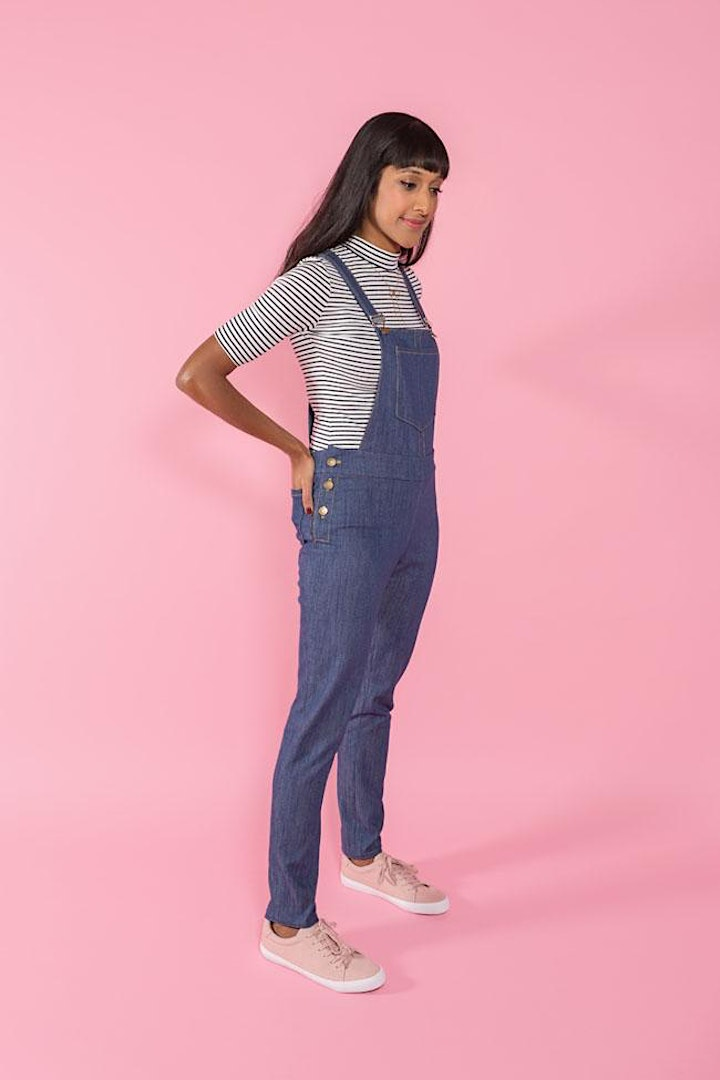 Make Your Own Dungarees - Garment of the Month image