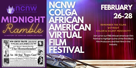 Midnight Ramble: African American Virtual Film Festival tickets