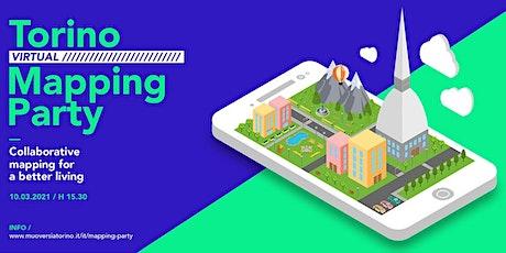 Torino Virtual Mapping Party 2021 biglietti