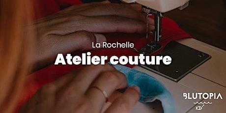 Atelier couture à La Rochelle par Blutopia billets