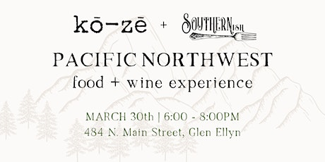 Pacific Northwest Food + Wine Experience tickets