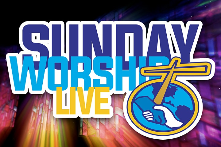 SUNDAY WORSHIP LIVE (IN-PERSON MORNING WORSHIP) @9:30am image