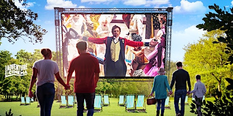 The Greatest Showman Outdoor Cinema Sing-A-Long in Doncaster tickets