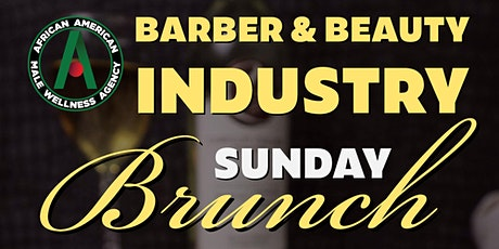 Barber & Beauty Industry: Mixer 2 tickets