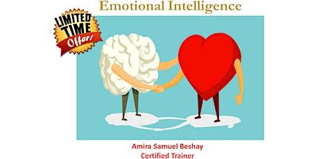 Online emotional intelligence course  (round 58) by Amira Samuel Beshay tickets