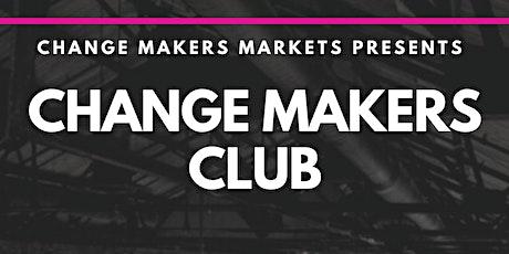 Digwyddiad Newid Gwneuthurwyr / Change Makers Networking Event tickets